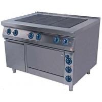 Плита электрическая 6-и конфорочная с духовкой Kogast ES-T67/1-0 в интернет магазине профессиональной посуды и оборудования Accord Group