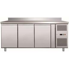 Купить Стол морозильный 3-х дверный с бортом Cooleq GN3200BT
