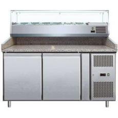 Купить Стол холодильный для пиццы 2-х дверный Cooleq PZ2600TN
