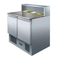 Купить Стол холодильный для пиццы 2-х дверный Cooleq PS900