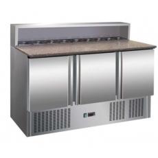 Купить Стол холодильный для пиццы 3-х дверный Cooleq PS903