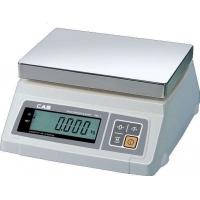 Весы настольные фасовочные 5 кг CAS SW-5 в интернет магазине профессиональной посуды и оборудования Accord Group