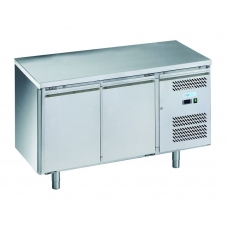 Стол холодильный 2-х дверный без борта Forcold G-GN2100TN-FC