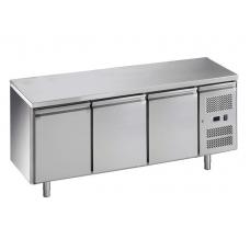 Стол холодильный 3-х дверный без борта Forcold G-GN3100TN-FC