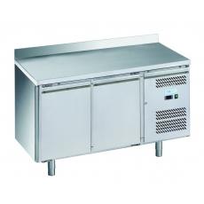Купить Стол холодильный 2-х дверный с бортом Forcold G-GN2200TN-FC