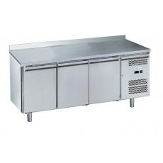 Купить Стол холодильный 3-х дверный с бортом Forcold G-GN3200TN-FC