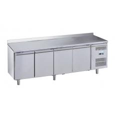 Купить Стол холодильный 4-х дверный с бортом Forcold G-GN4200TN-FC