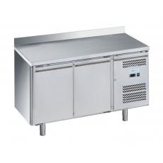 Купить Стол морозильный 2-х дверный с бортом Forcold G-GN2200BT-FC