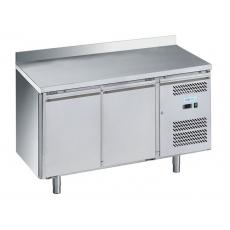 Купить Стол холодильный 2-х дверный Snack с бортом Forcold G-SNACK2200TN-FC