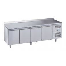 Купить Стол холодильный 4-х дверный Snack с бортом Forcold G-SNACK4200TN-FC
