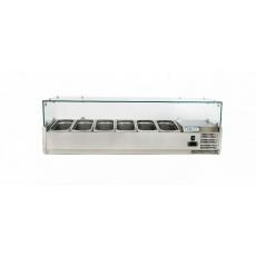 Купить Витрина холодильная настольная (6хGN1/4) Forcold G-VRX1400-330