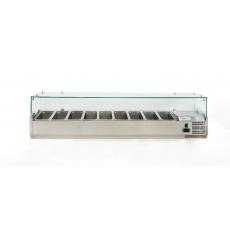 Купить Витрина холодильная настольная (9хGN1/4) Forcold G-VRX1800-330
