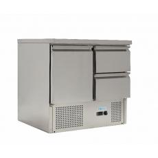 Купить Стол холодильный 1 дверь + 2 ящика без борта Forcold G-S9012D-FC