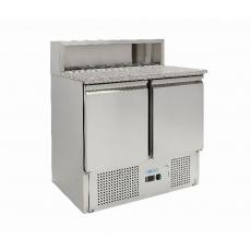 Купить Стол для пиццы 2-х дверный с гранитной поверхностью G-PS900-FC