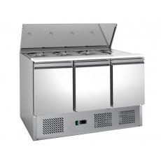 Купить Стол холодильный саладетта 3-х дверный Forcold G-S903-FC