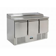 Купить Стол холодильный саладетта 3-х дверный Forcold G-PS300-FC