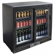 Шкаф холодильный барный 223 л Forcar G-BC2PS