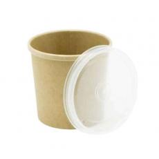 Купить Крышка пластиковая PP, 25 шт/уп, d-90 мм (салатник 902-0014)