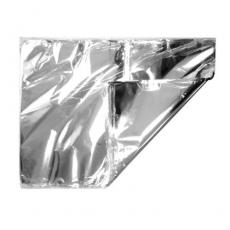 Купить Термопакеты Professional из металлизированной пленки для сохранения продуктов, 0,26х35 м, 100 шт/уп