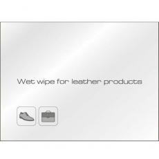 Купить Влажные салфетки для обуви, размер 6х8 см, 1 шт/в уп. (600 шт. в ящике)