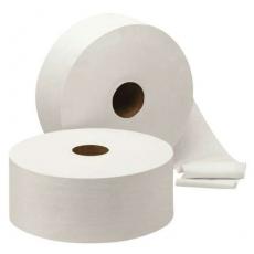 Купить Туалетная бумага в рулонах «Джамбо» PROservice Optimum 1-слойная, 100 м, белые