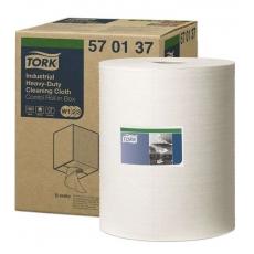Купить Нетканый материал Tork суперпрочный, 1-слойный, 0,32х60,8 м, 160 листов, белый W2