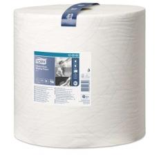 Купить Протирочная бумага Tork повышенной прочности, 1-слойная, 0,369х340 м, 1000 листов, белая W1
