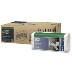 Купить Нетканый материал Tork для кухни, 1-слойнаяый, 0,345х42,8 м, белый W4