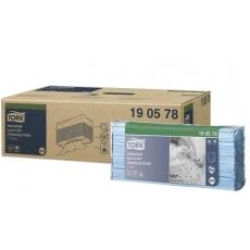 Купить Нетканый материал безворсовыйл Tork, 1-слойный, 80 листов 32,4х39 см, белый W4