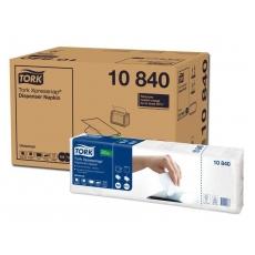 Купить Салфетки диспенсерные Tork Xpressnap, 33х21 мм,1-слойные, белые, N4 (1125 шт)