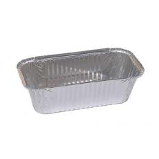 Купить Контейнер алюминиевый прямоугольный 1500 мл, R51L, 100 шт/уп. 250x131х70 мм