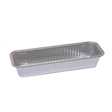 Купить Контейнер алюминиевый прямоугольный 1070 мл, R77G, 100 шт/уп. 292x85х50 мм