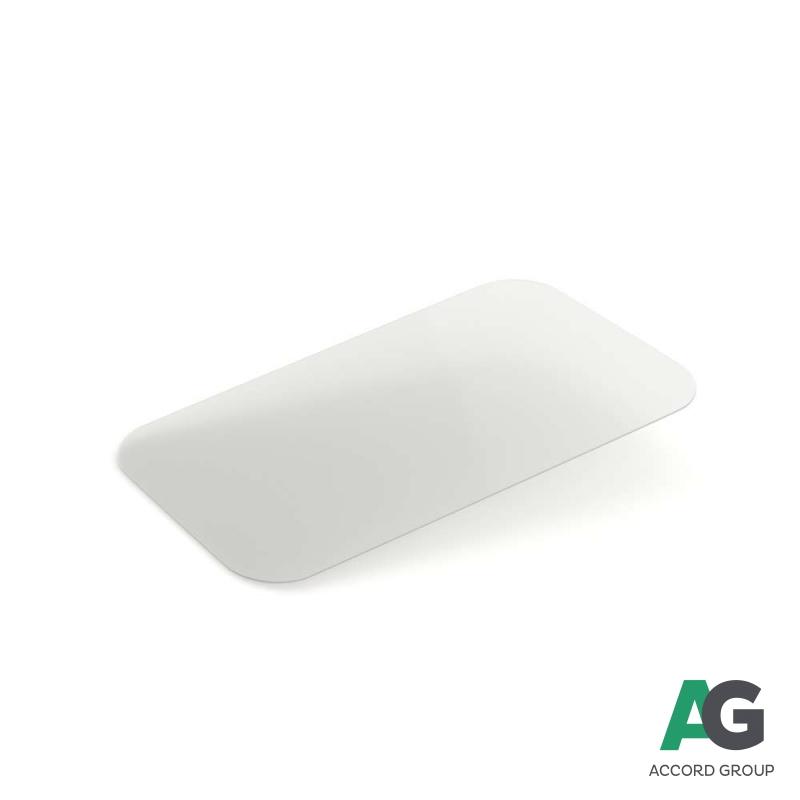 Купить Крышка пластиковая плоская R15L 100 шт/уп. (для контейнера 904-0001)1