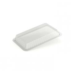 Купить Крышка пластиковая выпуклая SP84L 100 шт/уп. (для контейнера 904-0011)