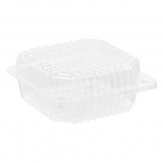 Купить Контейнер пластиковый PS c крышкой 590 мл, 10-1 HF, 700 шт/уп. 130х130х46 мм