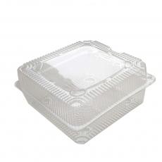 Купить Контейнер пластиковый PS c крышкой 3000 мл, 40 HF, 190 шт/уп. 210х220х90 мм