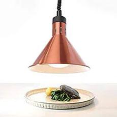Лампы для подогрева блюд