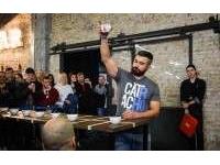 Лучшего каптейстера Украины определили на Kyiv Coffee Festival