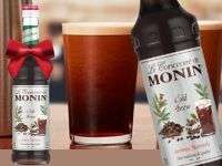 К сифону iSi Nitro — концентрат Monin Cold Brew в подарок!