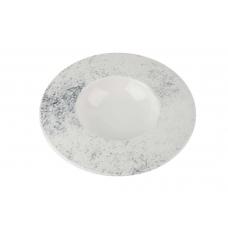 Porland Smoky Alumilite Тарелка для пасты 260 мм