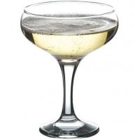 Pasabahce Bistro 44136 Бокал для шампанского 270 мл плоский в интернет магазине профессиональной посуды и оборудования Accord Group