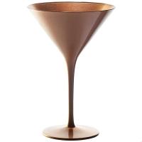 Stolzle Olympic Бокал для мартини бронзовый 240 мл в интернет магазине профессиональной посуды и оборудования Accord Group