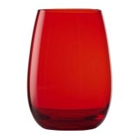 Stolzle Elements Red Стакан 465 мл в интернет магазине профессиональной посуды и оборудования Accord Group