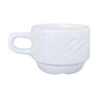 Lubiana Arcadia Чашка кофейная 80 мл  в интернет магазине профессиональной посуды и оборудования Accord Group