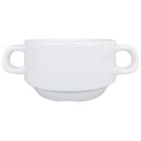 Lubiana Kaszub/Hel Бульонная чашка 320 мл с ручками в интернет магазине профессиональной посуды и оборудования Accord Group
