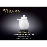 Wilmax Чайник для соевого соуса 170 мл в интернет магазине профессиональной посуды и оборудования Accord Group