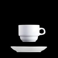 G.Benedikt Basic BAS0211 Чашка кофейная 110 мл в интернет магазине профессиональной посуды и оборудования Accord Group
