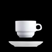G.Benedikt Basic BAS0219 Чашка кофейная 190 мл в интернет магазине профессиональной посуды и оборудования Accord Group