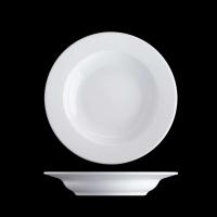 G.Benedikt Basic BAS1922 Тарелка глубокая круглая 220 мм в интернет магазине профессиональной посуды и оборудования Accord Group