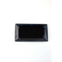 Porland Root Blue Alumilite Блюдо прямоугольное 220 мм в интернет магазине профессиональной посуды и оборудования Accord Group